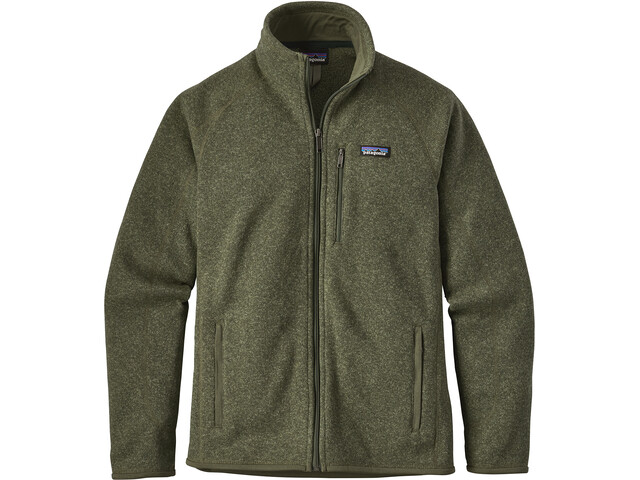 Patagonia Better Sweater Jacket Herr Industrial Green